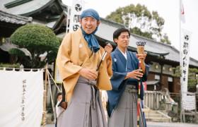 隅田八幡神社での総舞報告