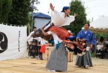 7月23日 大阪府高石市東羽衣での総舞ご報告