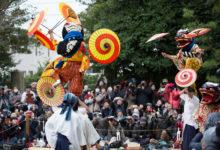 12月24日 増田神社での総舞奉納
