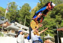 5月3日 池田春日神社の総舞ご報告