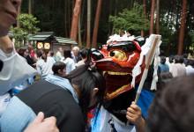 野蔵神社での総舞報告