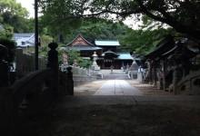 7月26日(土)波太神社にて総舞奉納