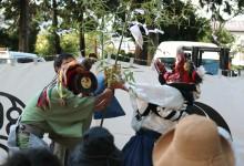 8月29日 片山日子神社での総舞報告