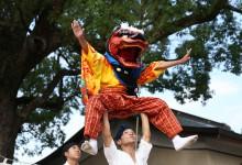 10月1日 金岡神社での総舞報告