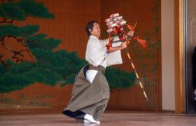 4月14日 伊勢神宮 での神楽奉納他、総舞予定