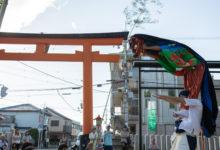 10月6日 金岡神社での総舞ご報告