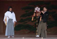 4月12日 伊勢神宮での奉納ご報告