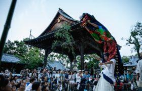 7月24日(土)阪南市 波太神社での総舞奉納