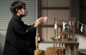 12月23日 三重県桑名市 増田神社 神楽奉納のご報告
